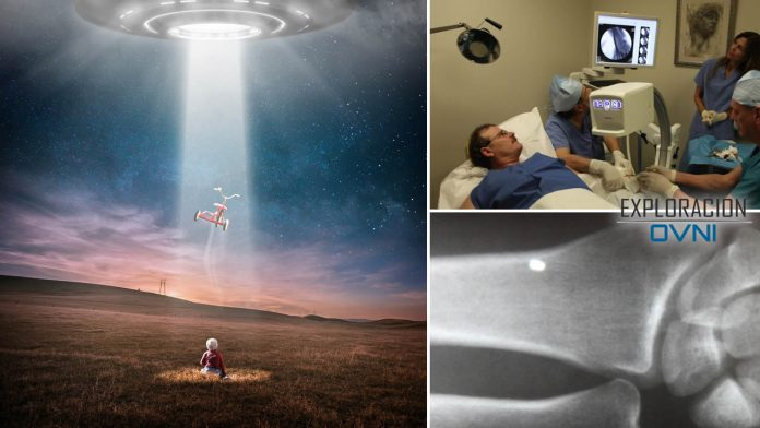 Η εξωγήινη νανοτεχνολογία χρησιμοποιείται για τον έλεγχο των ανθρώπων?