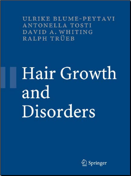 Hair Growth and Disorders [PDF]