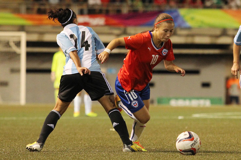 Chile y Argentina en Juegos Suramericanos Santiago 2014, 16 de marzo