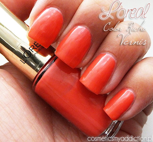 L'OREAL | Color Riche Vernis nr 305