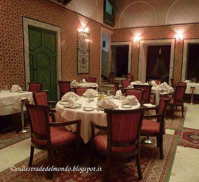 mangiare in tunisia