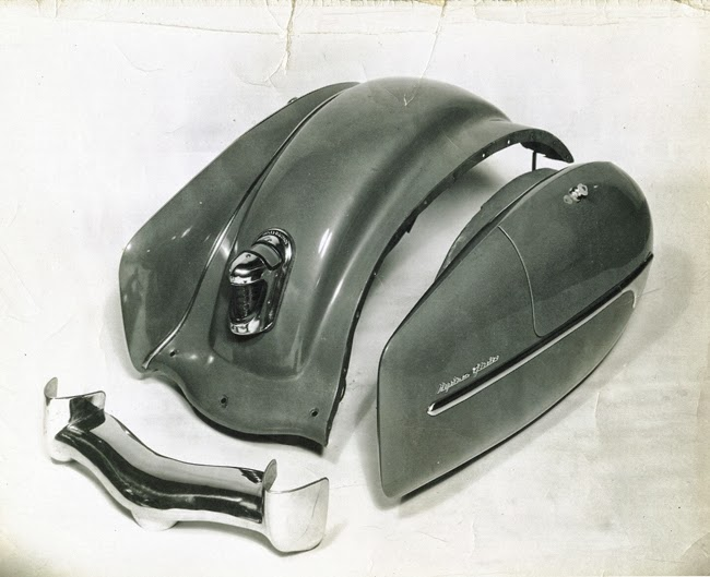 Bag Hard Davidson Used Harley Lids