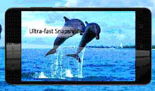 Ultra-fast Snapshot Smartphone Huawei Honor 4C