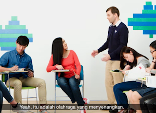 tips memilih tempat belajar bahasa inggris