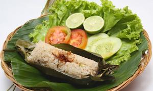 Resep Nasi Bakar Teri Tanpa Santan Mudah Dan Bikin Nambah