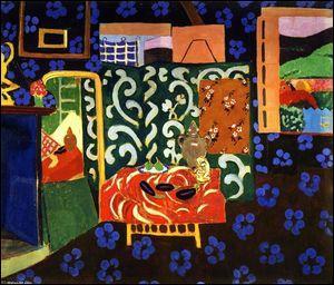 Henri Matisse, Intérieur aux aubergines