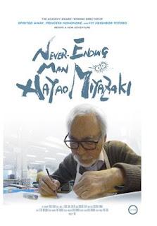 Never Ending Man Hayao Miyazaki Documentary