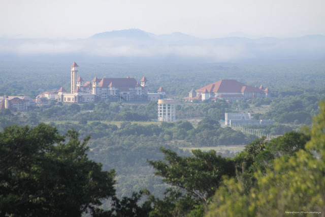 Pemandangan dari atas Bukit Keluang 2017
