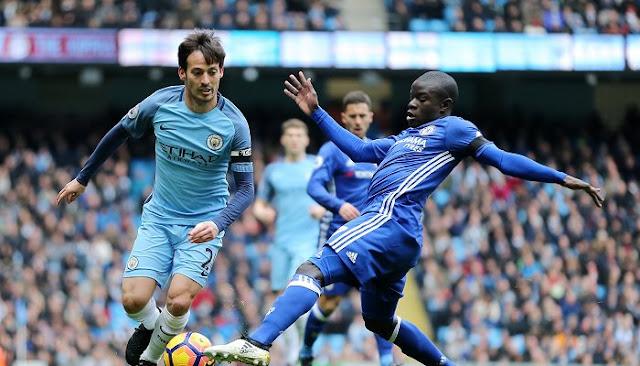 Chelsea vs Manchester City en vivo Premier League 30 Septiembre