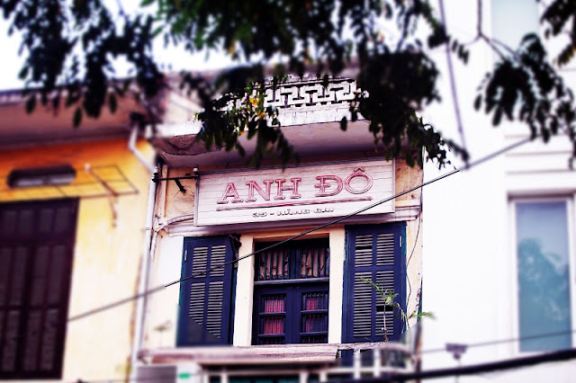 Beauty of ancient houses in Hanoi's Old Quarter 3