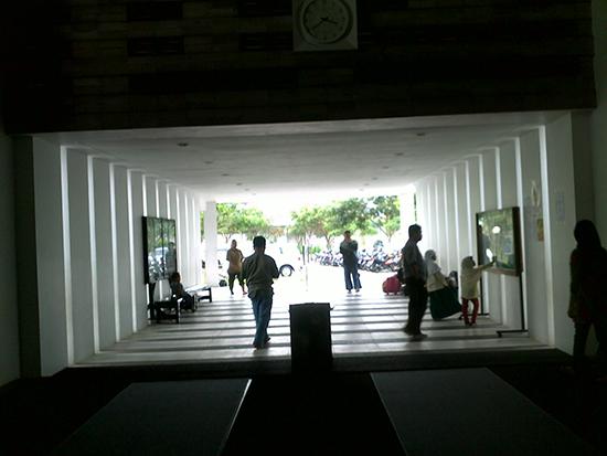 Desain interior masjid Al irsyad Kabupaten Bandung