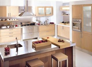 Fabricación de cocinas rectas