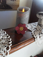 fleur défi 2016 hexagones