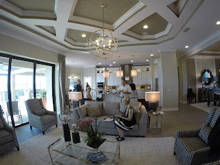 Emerald Homes Model Home Vilano in Sarasota FL