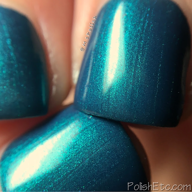 Native War Paints - Turquoise Carnival Collection - McPolish - Under the Lights