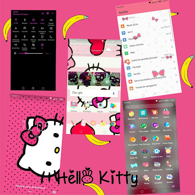 Download Huawei Theme : Hello Kitty  For EMUI 5.0/5.1 Themes hwt honor