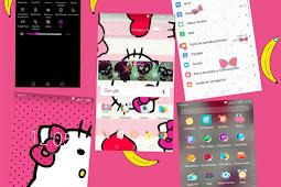 Huawei Themes : Hello Kitty Theme For EMUI 5