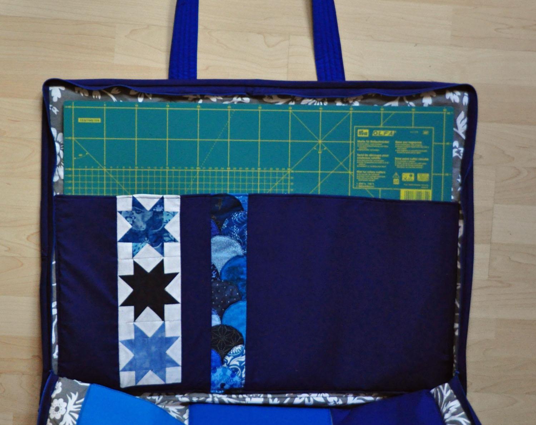 Sapphire S Stitching Stanza Cutting Mat Bag