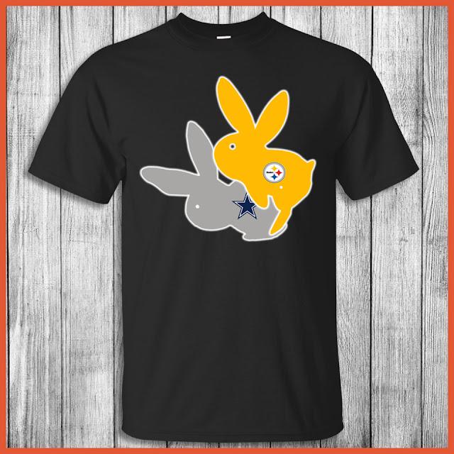 Pittsburgh Steelers Rabbit Fuck T-Shirt
