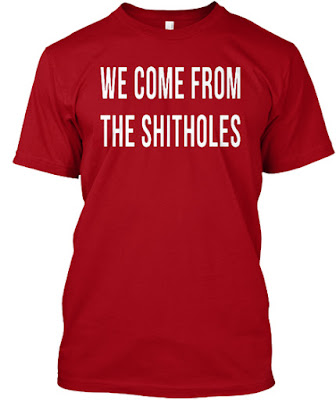We come from the shitholes T Shirt and Hoodie