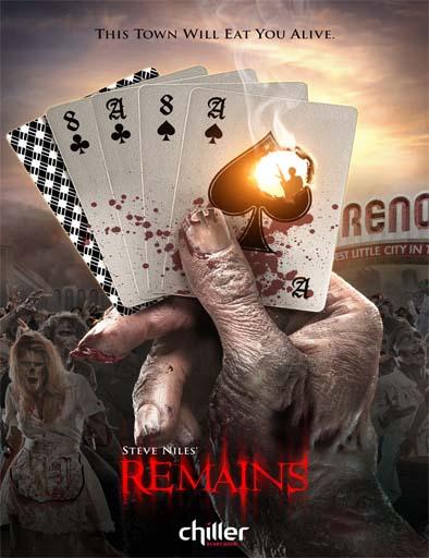 Ver Steve Niles Remains (2011) Online