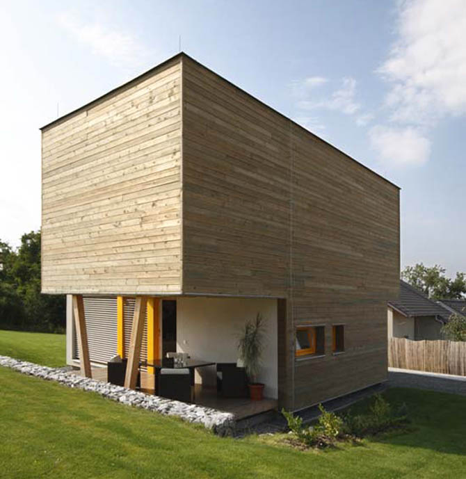 Modern Home Design October 2012: Modern Small Home Design » Modern Home Designs