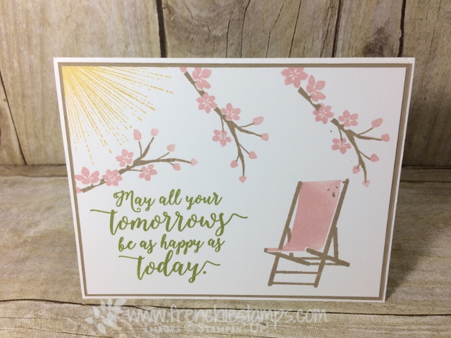 Colorful Season Stampin'Up!