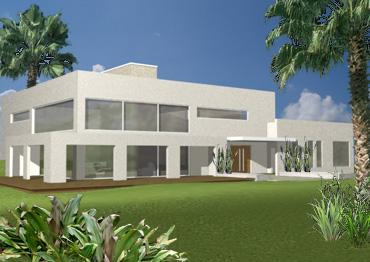 Como reconocer una fachada minimalista proyectos de casas for Proyectos casas minimalistas
