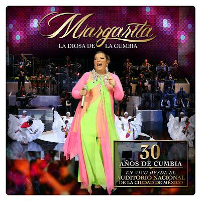 La Sonora de Margarita - 30 Años de Cumbia (En Vivo) (iTunes)