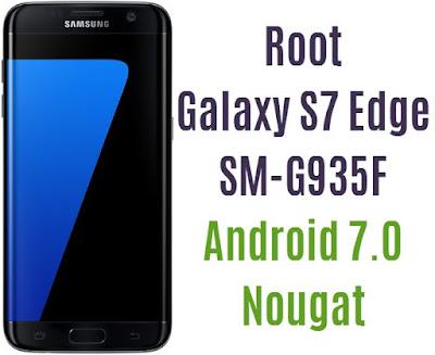 Root Galaxy S7 Edge SM-G935F