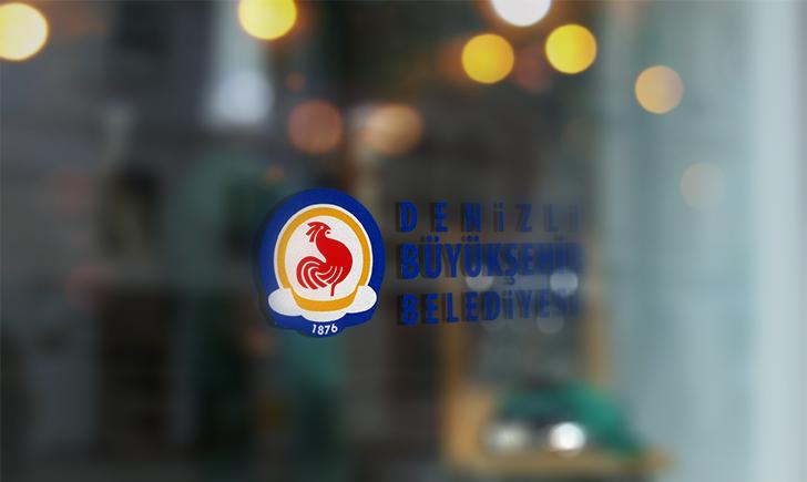 Denizli Büyükşehir Belediyesi Vektörel Logosu