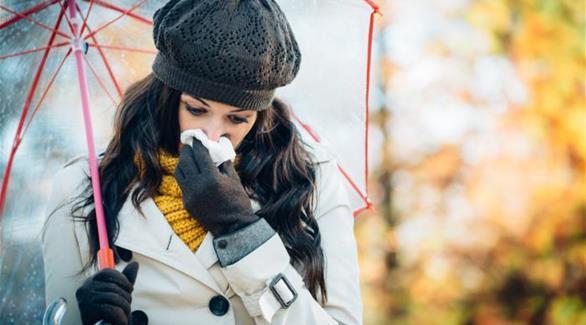 كيف تعالج انسداد الأنف في موسم البرد