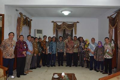 15 Peserta Visitasi  Kepemimpinan Nasional (VKN) Kunjungi Trenggalek