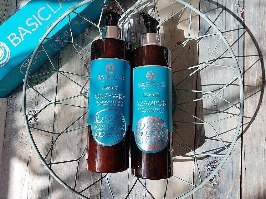 szampon odżywka kręcone