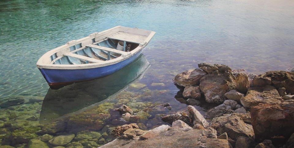 04-Iban-Navarro-Watercolour-Paintings-of-the-Seaside-that-look-like-Photographs-www-designstack-co