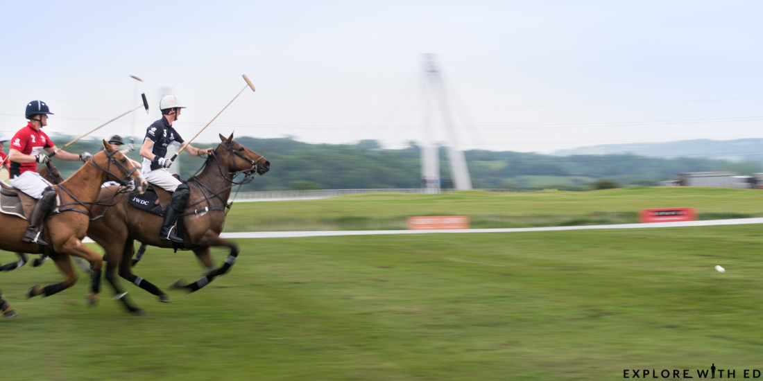 Sports photography Polo