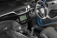 Vauxhall Corsavan Limited Edition Nav (2017) Dashboard