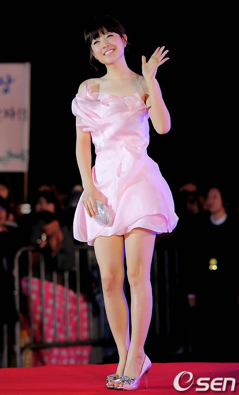 Park Bo Young  (박보영) - 46th Baek Sang Arts Awards on 26 March 2010