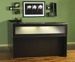 Mayline Aberdeeen Series Reception Desk