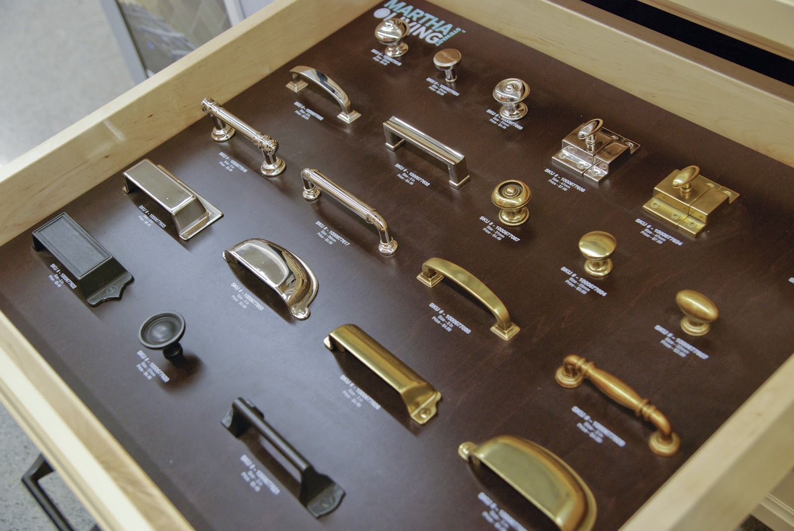 The Basement: Kitchen Cabinetry Selection - Rambling ...