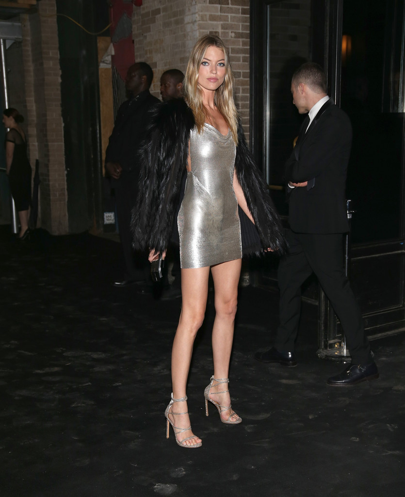 Martha Hunt MET Gala 2016 After-Party