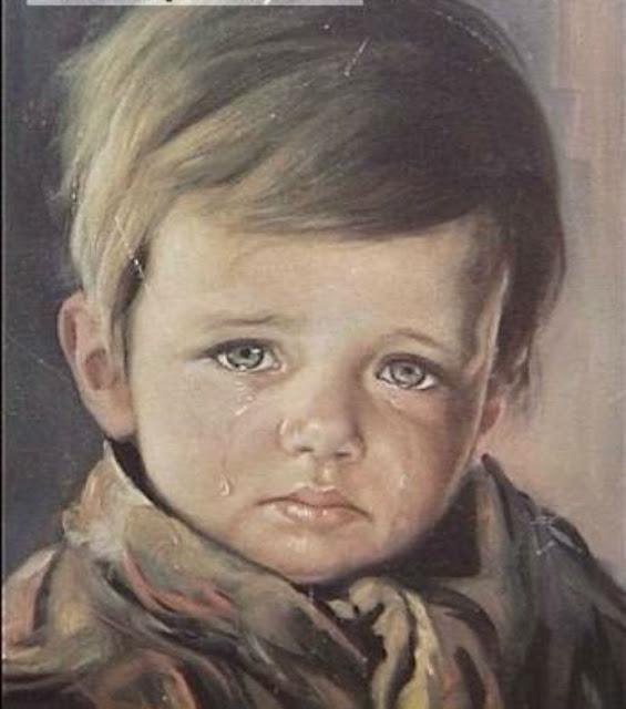 تعرف علي سر هذه اللوحة والسبب في تواجدها داخل أغلبيه البيوت في العالم !!
