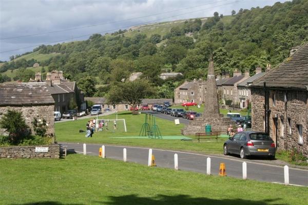 west burton village