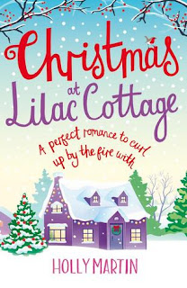 Christmas at Lilac Cottage by Holly Martin