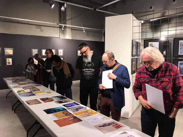 Nominated Cartoonists from the Euro-Kartoenale Kruishoutem