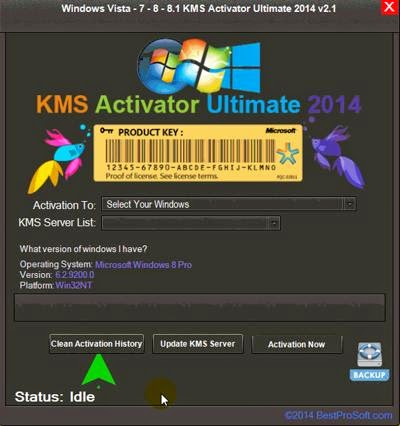KMS Activator Ultimate 2014 v.2.1