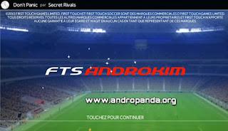 تحميل لعبة كرة القدم FTS 20 مجانا للاندرويد (اخر اصدار)