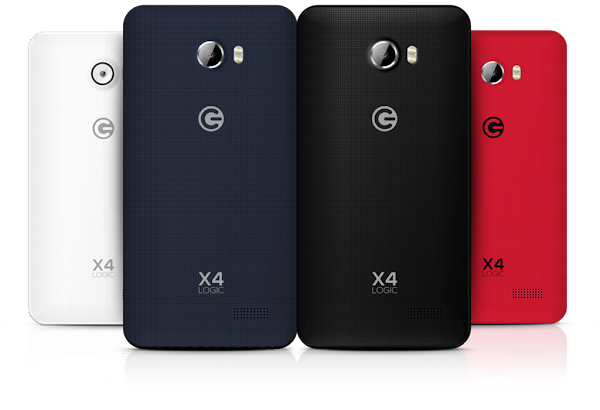 Firmware o Rom Stock Logic X4