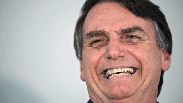 Bolsonaro anuncia polémica reducción de ministerios de 29 a 15