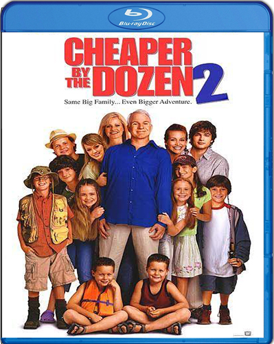 Cheaper by the Dozen 2 [2005] [BD25] [Latino]